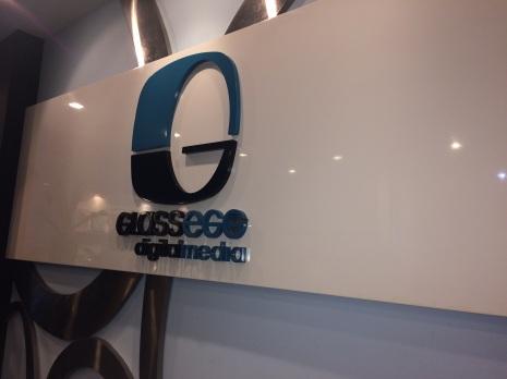 glass egg
