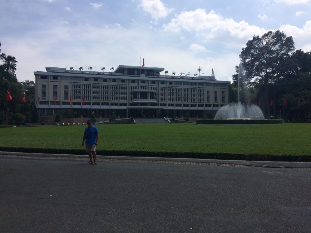 reunificiation palace