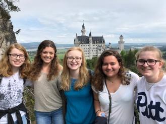 Neuschwanstein, Day 5